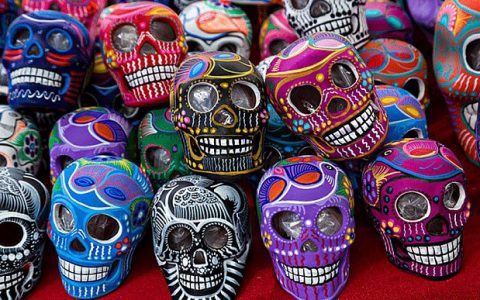 Lifestyle Glitz - Day of the Dead